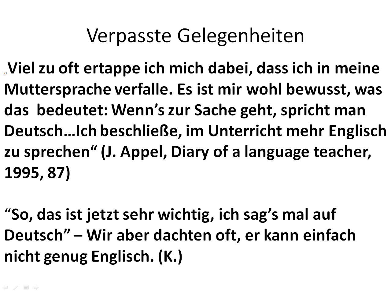 falschen text korriegieren englisch